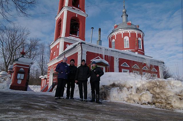 Большой день, команда «Пента-Белки», фотография Александра Сергунина