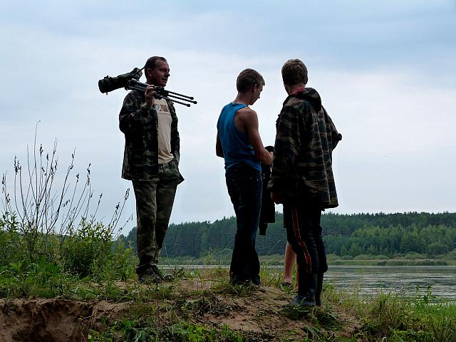 Экологическая школа «Хранители водно-болотных угодий», фото Анны Блидченко