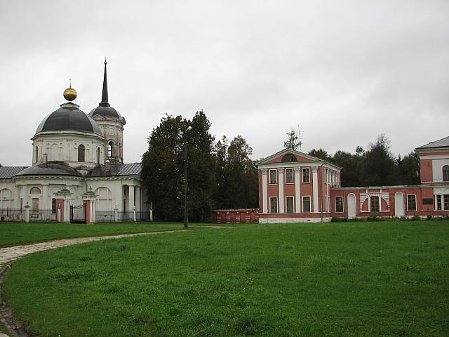 Турбаза МАИ в Яропольце, фото Ивана Рекубратского