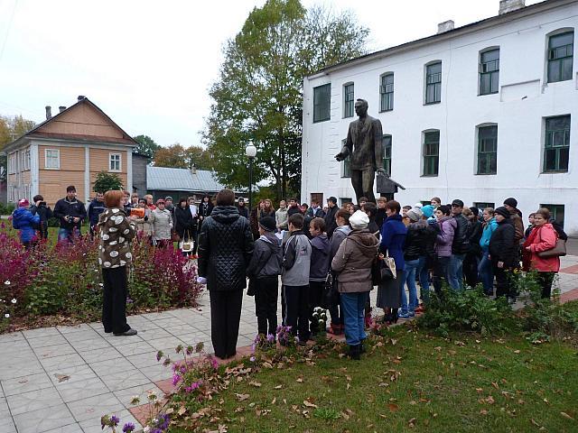 Cоревнования по бёрдингу «Торопецкая осень-2013», фото Алексея Благовидова