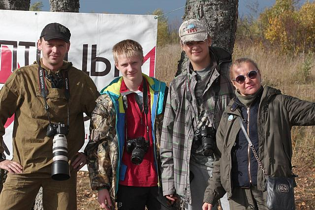 Команда «Отряд Р». Автор фото - Виталий Гундоров