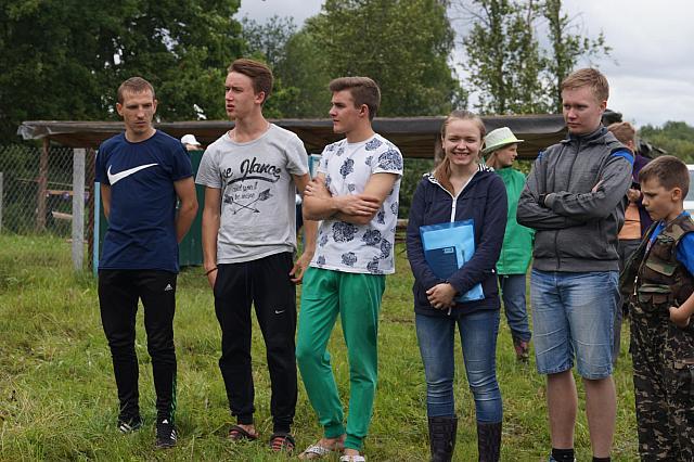 Открытие экошколы | Юлия Горелова