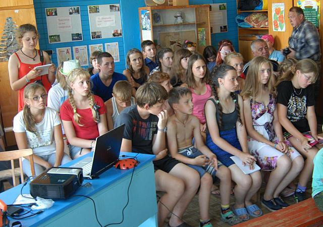 Экологическая школа «Хранители водно-болотных угодий» | Иван Рекубратский