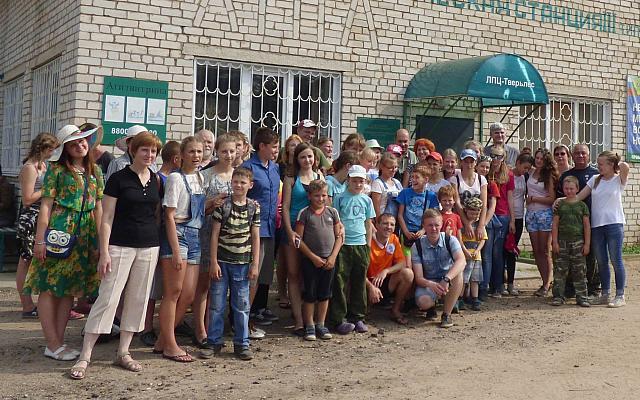 Экологическая школа «Хранители водно-болотных угодий» | Алексей Благовидов