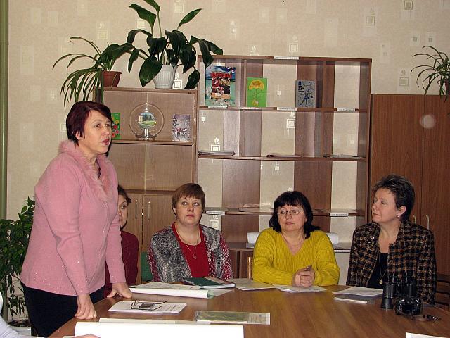 Открытие круглого стола, фото Анны Блидченко