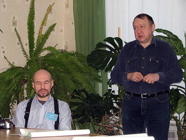 Круглый стол, фото Анны Блидченко