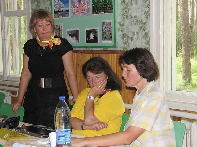 Международный научно-практический семинар «Основы наблюдений за состоянием водно-болотных угодий», фото Ивана Рекубратского