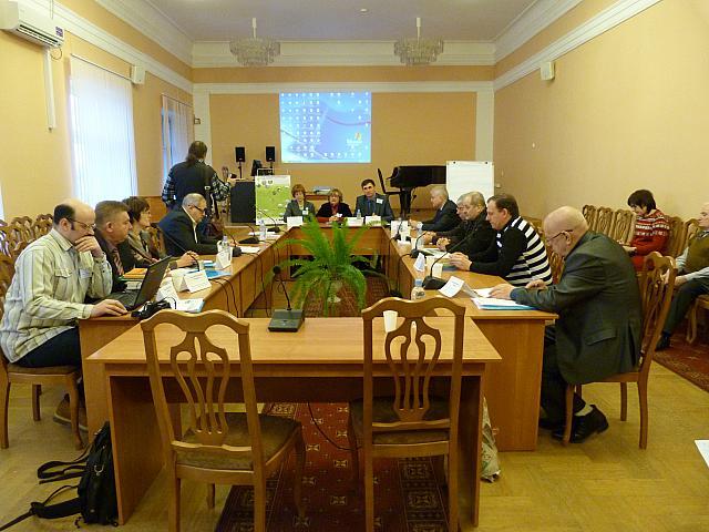 Семинар «Сохранение ценных трансграничных ВБУ Брянской области», фото - Алексей Благовидов