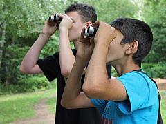 Экскурсия в Крюковский лесопарк, фото Алеси Короткевич