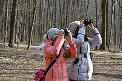 Спортивная орнитология. Фото - Загороднев Тимур